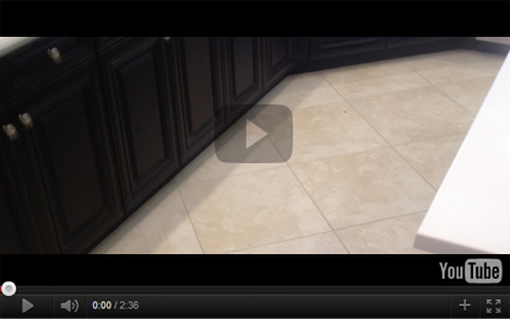 youtube video Homepage   Grout Stain and Tile Products